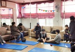 장애인커뮤니티모임<손·발마사지교육> by 관리자