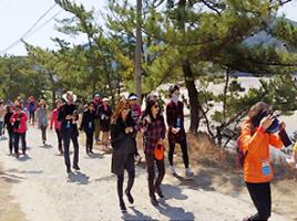 자원봉사자 캠프 by wizone